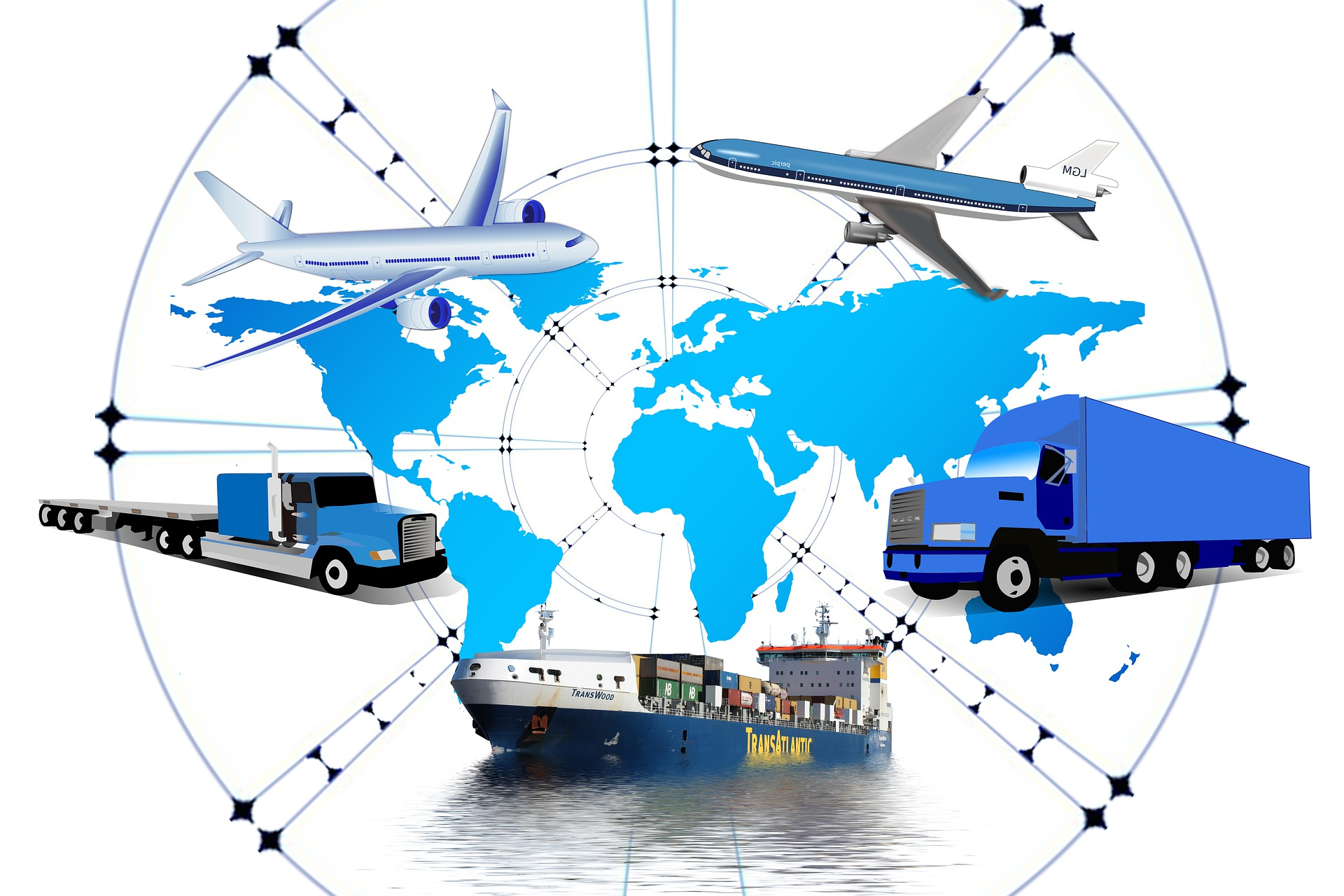 Báo cáo thị trường Logistics Châu Âu - Tháng 8/2020