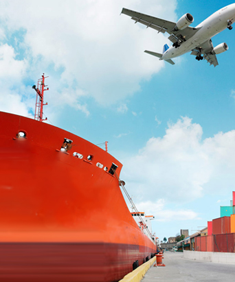 International Sea & Air Freight Forwarding